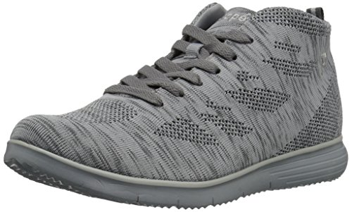 TravelFit Walking Propét BlackMetallic Grey Lt Women's Hi Shoe qZB58v