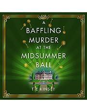 A Baffling Murder at the Midsummer Ball: A Dizzy Heights Mystery, Book 2