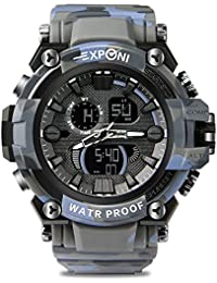 Mens Digital Watch, Military Army Outdoor Watch...