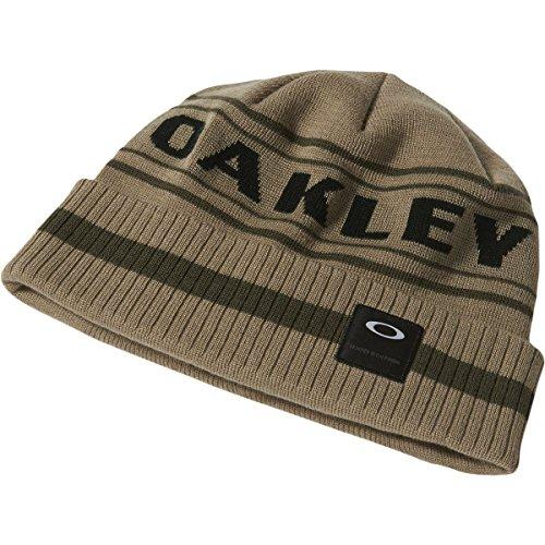 Oakley Rock Garden Cuff Beanie, Rye, One - Oakley 30