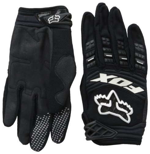 2014 Fox Head Men's Dirtpaw Race Glove Black, Large (Best Mtb Enduro Gloves)