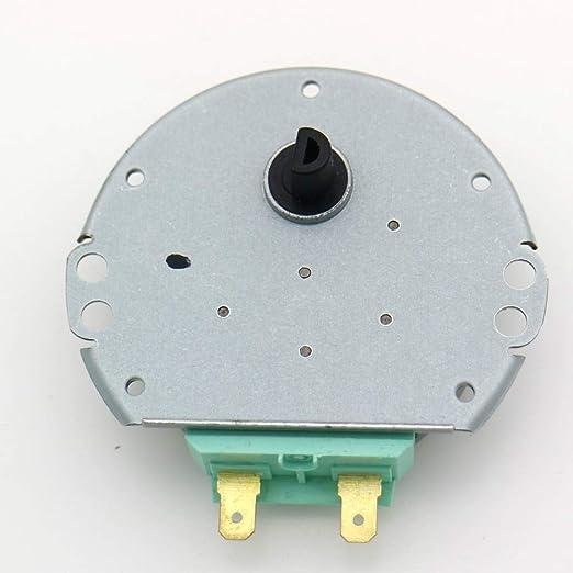 HIENCOC - Bandeja de Motor para Horno microondas SSM-16HR AC 21V ...