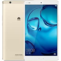 Huawei MediaPad M3 BTV-W09 Wifi Tablet 4GB+128GB 8.4 inch EMUI 4.1 (Based on Android 6.0) Kirin 950 Octa Core up to 2.3GHz, GPS Dual Band WiFi, HiFi (Gold)