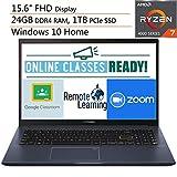 """2020 Newest ASUS VivoBook 15 15.6"""" FHD Laptop"""