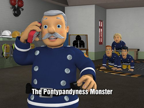 (The Pontypandyness Monster)