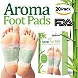 Upgraded 2 In 1 Foot Pads, Best Nature Foot Pads, Rapid Foot Care and Pain Relief, Higher Efficiency Than Foot Cushions, Sleeve Metatarsal Pads - Best Foot pads for 2018, 20 Packs