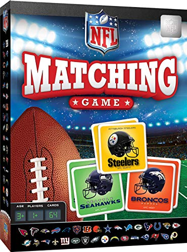 MasterPieces NFL Matching Game -