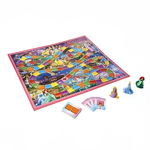 Candy Land Disney Princess Edition Game Board Game (Amazon Exclusive) - http://coolthings.us