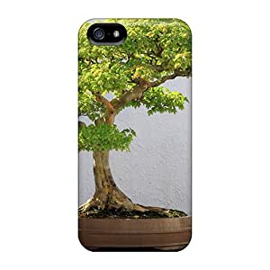 For Iphone 5/5s Protector Case Japanese Bonsai Phone Cover