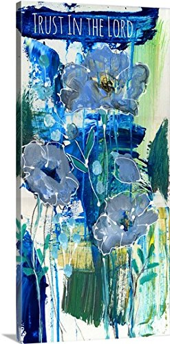 Christine Adolph Gallery-Wrapped Canvas entitled Trust in the Lord