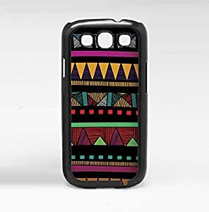 Colorful Tribal Pattern Hard Snap on Phone Case (Galaxy s3 III)