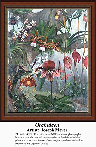 orchideen-flower-counted-cross-stitch-pattern-pattern-only-you-provide-the-floss-and-fabric