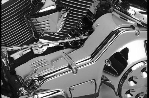 Kuryakyn 06 Harley FLHX2 Deluxe Cast Inner Primary Cover ()
