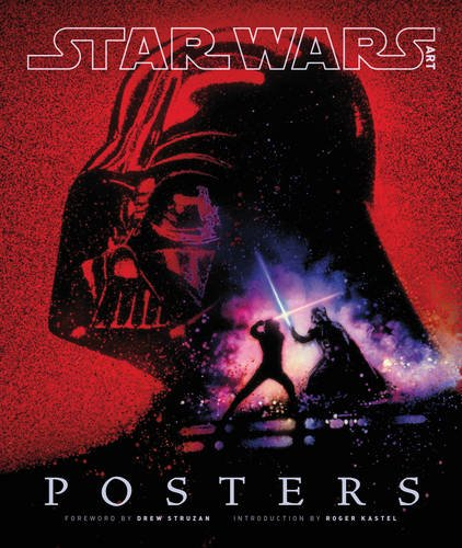 Red Poster Book (Star Wars Art: Posters (Star Wars Art Series))