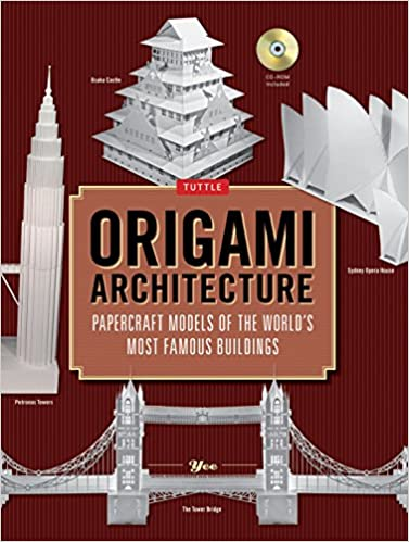 Origami Architecture Papercraft Models Of The Worlds Most Famous