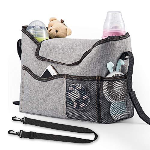 Budget & Good Stroller Organizer Bag - Universal Diaper Bag