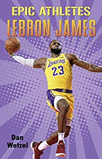 Book Cover: Epic Athletes: LeBron James