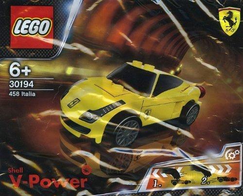 LEGO Ferrari Shell Promo 30194 Ferrari 458 Italia Ferrari Lego (japan import) ()