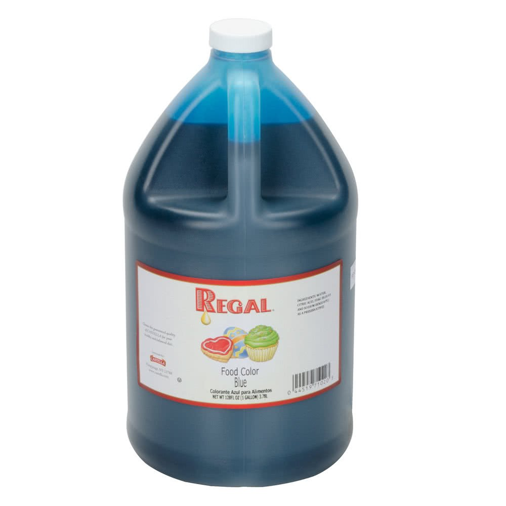 Blue Food Coloring - 1 Gallon by TableTop king (Image #2)