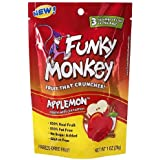 Funky Monkey Freeze-Dried Fruit, Applemon 1 oz (Pack of 6)