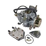 #10: Carburetor & Fuel Pump Kit 2003-2007 Polaris Outlaw Predator 500 2520227