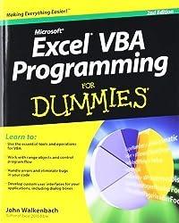 Excel VBA Programming For Dummies (Edition 2) by Walkenbach, John [Paperback(2010??]