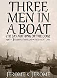 download ebook three men in a boat (to say nothing of the dog) with 13 illustrations and a free audio link. pdf epub