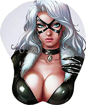 Amazon Com Burai Outlet Black Cat Comic Book Sexy Superhero