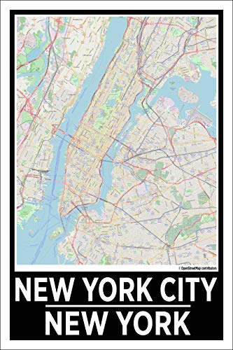 new york city wall border - 6
