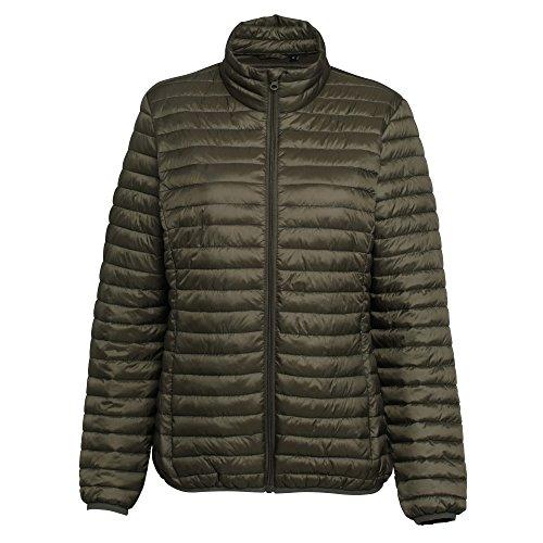Femme Fineline olive Padded Women's Blouson Jacket 2786 000 Green Tribe SwqUCanxF