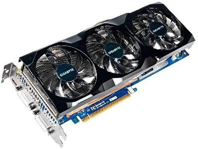 Gigabyte GV-N580UD-3GI GeForce GTX 580 3GB GDDR5 - Tarjeta ...