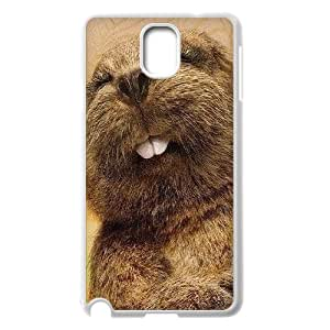 Doah Toothy Samsung Galaxy Note 3 Cases Lovely Naughty Teeth, Toothy, {White}