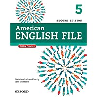American English File: Level 5 Student Book Pack