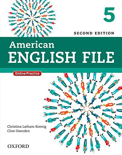 American English File - Student's Book. Level 5 (+Online Practice)