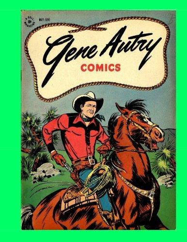 Gene Autry Comics #1