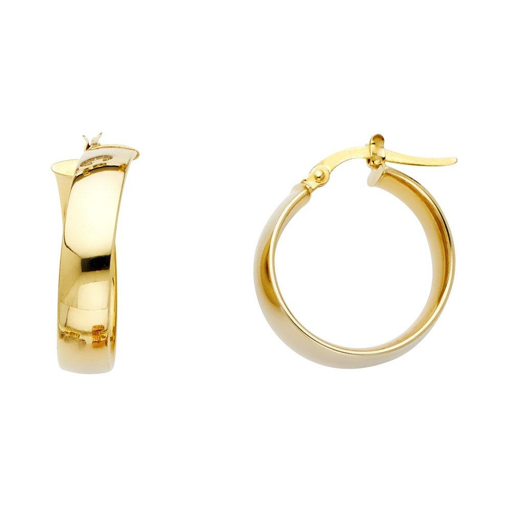Sterling Silver 925, Children Earrings Flower Earrings E3688 Silver Ear Studs with Crystal Stones