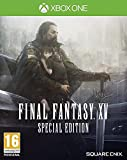 Final Fantasy XV: Steelbook Special Edition (Xbox One)
