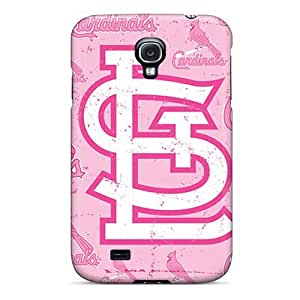 For Galaxy Case, High Quality St. Louis Cardinals For Galaxy S4 Cover Cases