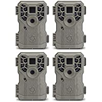 Stealth Cam PX14 8 MP Hunting Trail Game Camera, 4-Pack (Certified Refurbished)