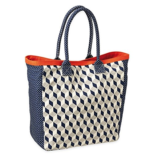 "Borsa - Shop Bag ""Cube"" 35x30x15cm (Mr&Mrs Clynk)"
