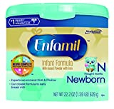 Enfamil  Newborn Baby Formula - 22.2 oz Powder in Reusable Tub