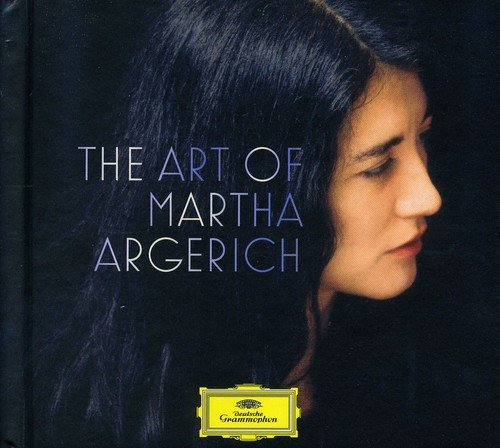 Art of Martha Argerich by Universal