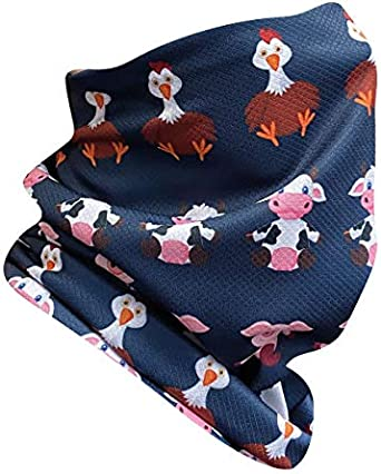 Stitch Snood Face cover Made in the UK