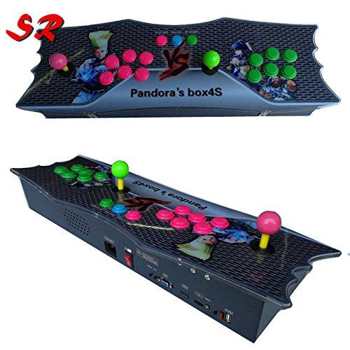 Pandoras Metal double stick arcade console product image