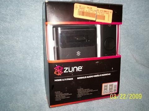 Zune Home A/V Pack (Zune Home A V Pack)