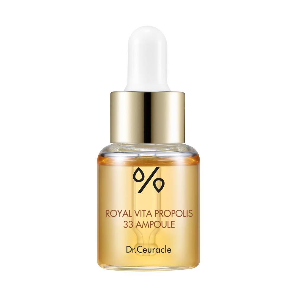 Dr.Ceuracle Royal Vita Propolis 33 Ampoule (strengthen the skin moisturizing, nourishing, soothing, skin health, honey essence, nutrition Serum)