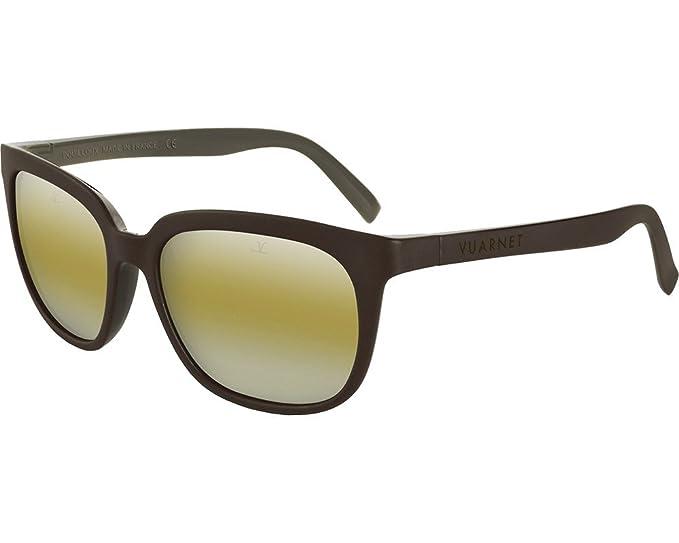 Vuarnet - Gafas de sol - para hombre marrón M-L: Amazon.es ...