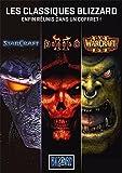 Diablo 2 + Starcraft + Warcraft III