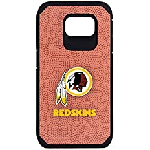NFL Washington Redskins Classic Football Pebble Grain Feel Samsung Galaxy S6 Case, Brown