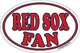 Red Sox Fan Magnet